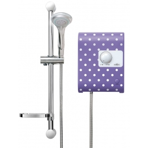 MEX INSTANT WATER HEATER 5100W MOD.CUBE 5C (LVA).LAVENDER.