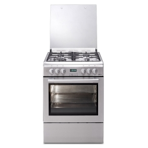 MEX COOKER WITH MULTI-FUNCTION OVEN AND GAS HOB Mod.MC467X