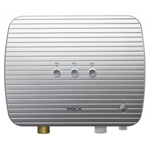 MEX MULTI-POINT WATER HEATER MOD.CENTRI 6R (SILVER)