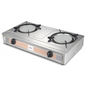 MEX STAINLESS STEEL INFRARED TABLE TOP COOKER MOD.PC6692IX.