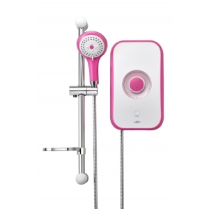 MEX INSTANT WATER HEATER 3700W MOD.CODE 3C (PP) PRETTY PINKY.